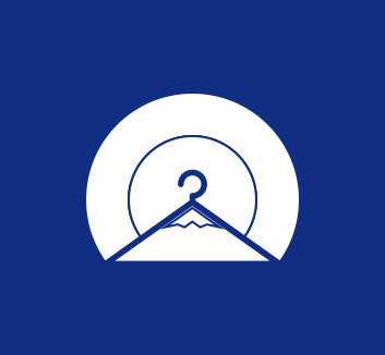 icon for colorado cleaners in blue